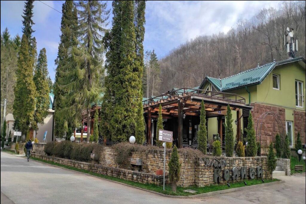 Hotel Koliba Grza