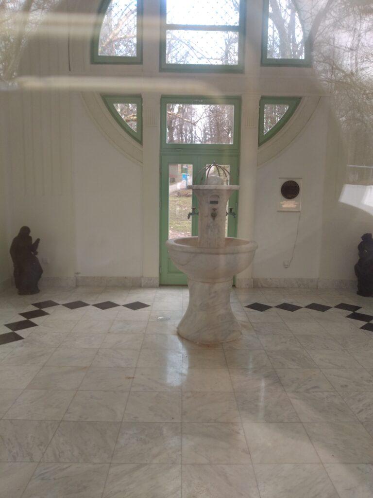 Arandjelovac - Paviljon Knjaz Milos