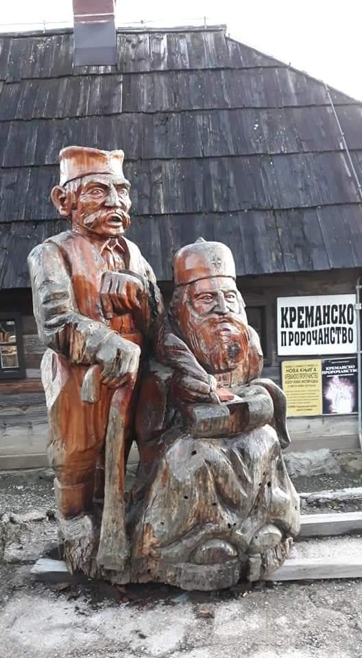 Okolina Zlatibora - Kremna