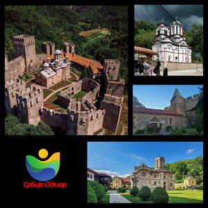 Manastiri i crkve