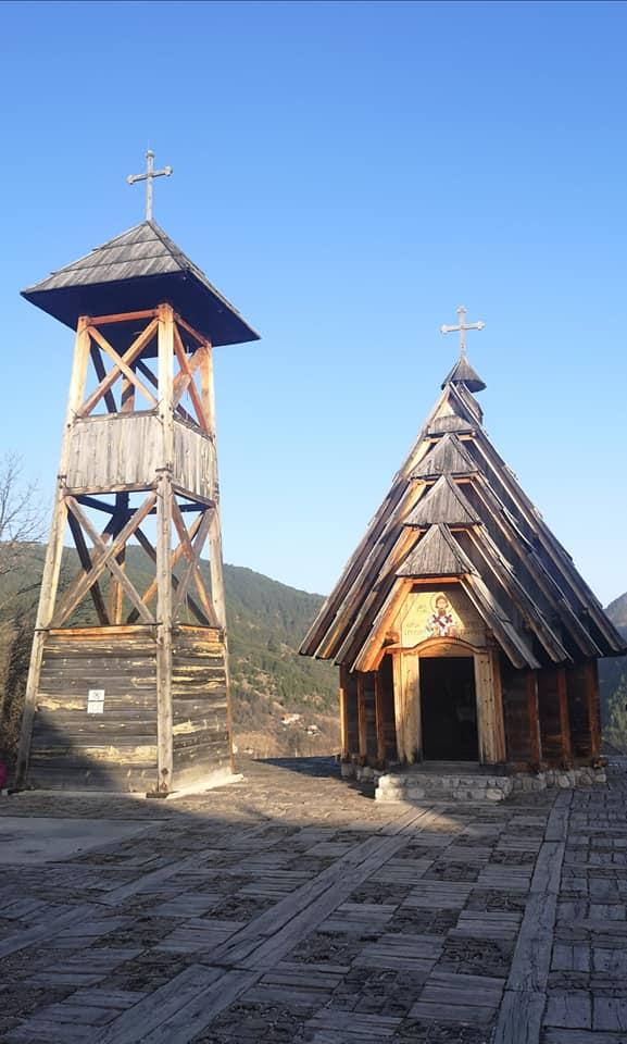 Mećavnik - Drvengrad