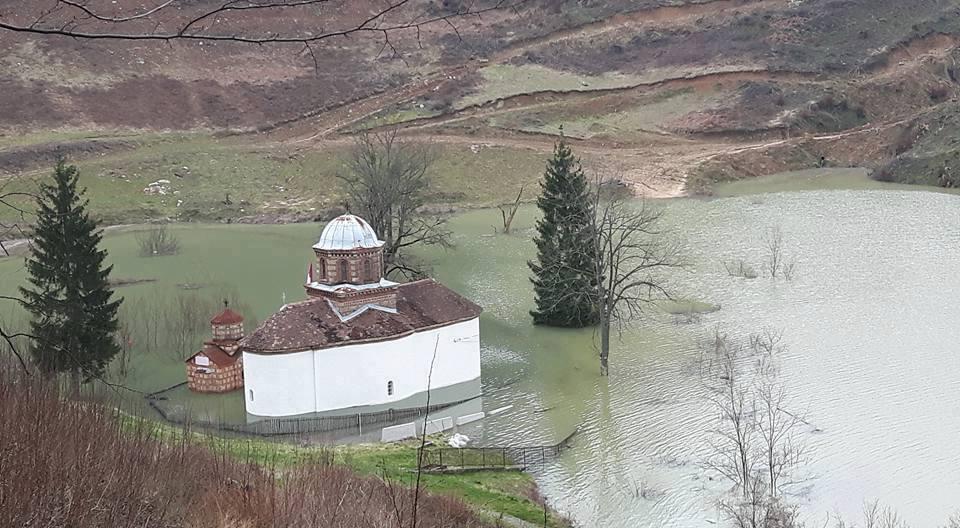 Manastiri u okolini Valjeva