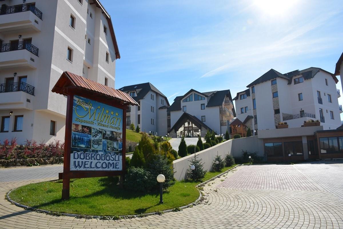 Milmari Resort Kopaonik