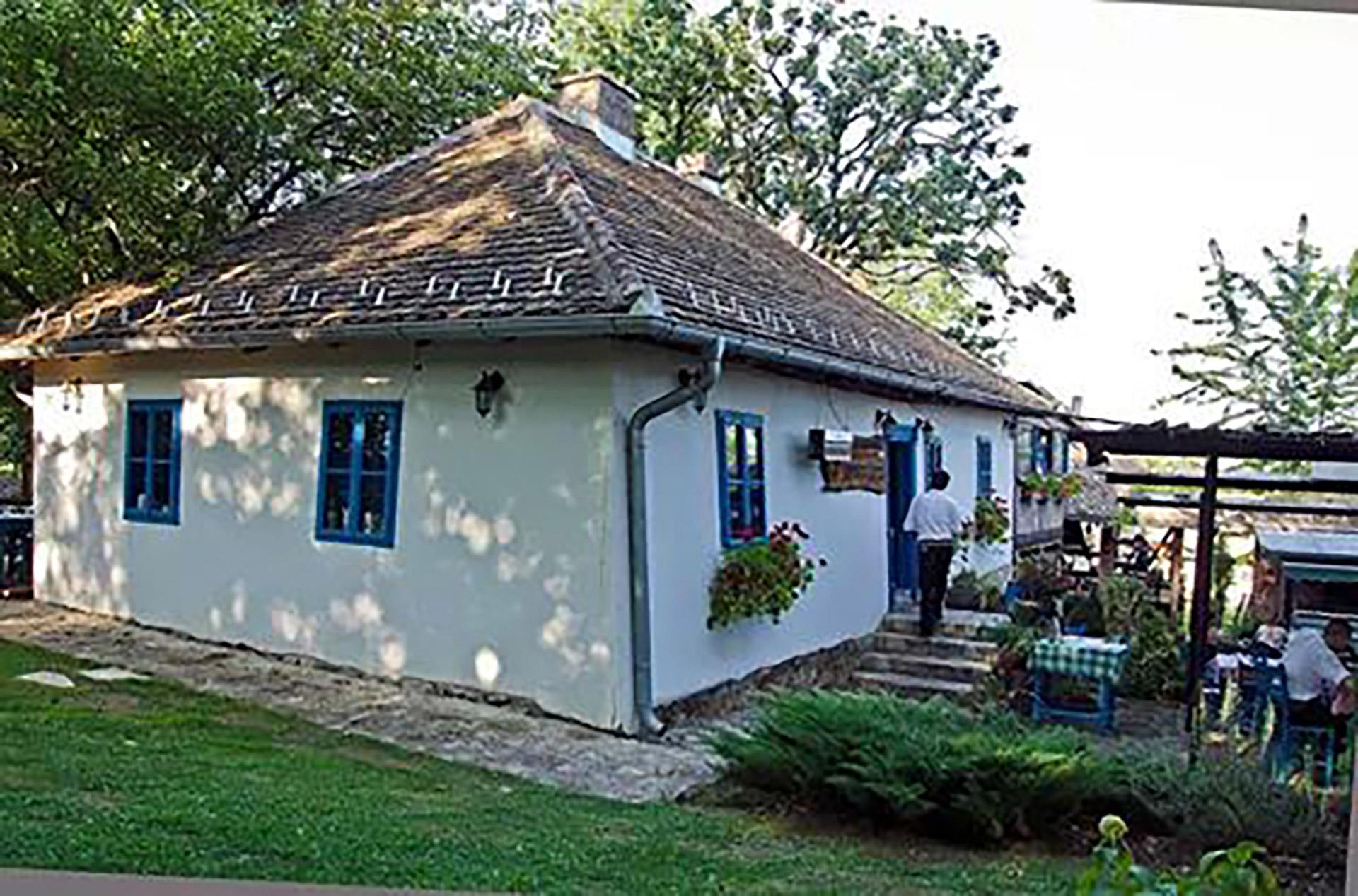 Kamp Zornića kuća