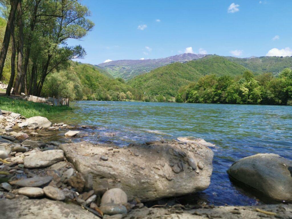 Drina - Drina smeštaj i okolina