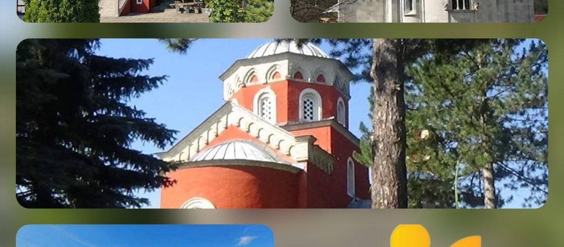 Manastiri okolina Kraljeva